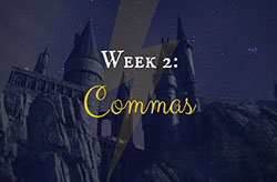 Learning Grammar through Reading: Harry Potter Week 2