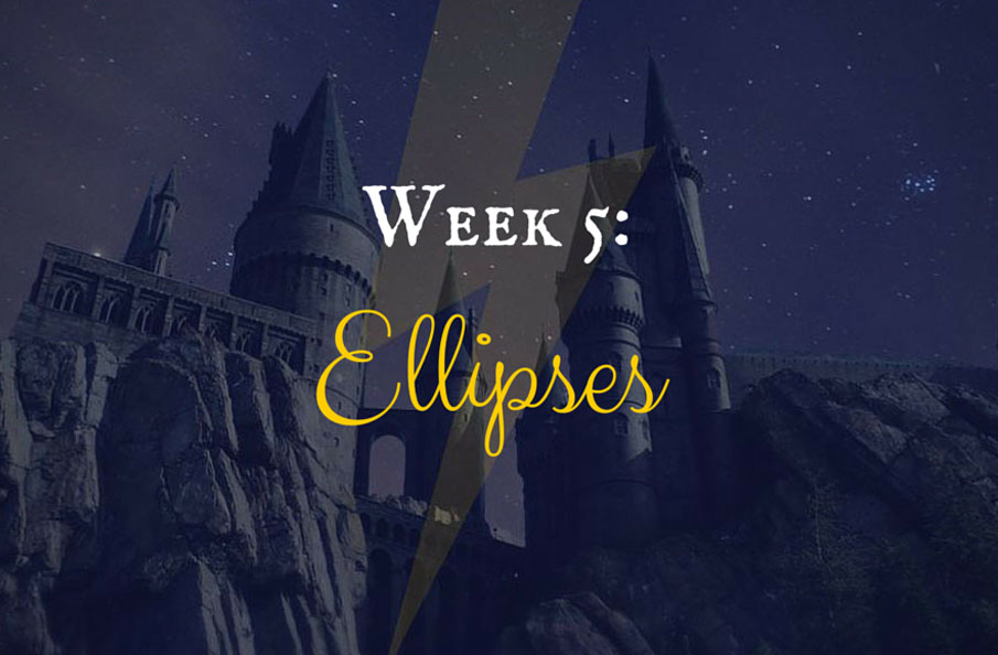 Learning Grammar through Reading: Harry Potter Week 5