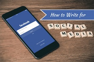 How to Write for Social Media