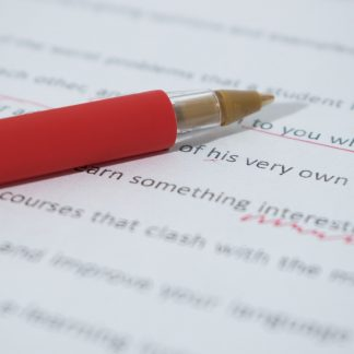Proofreading Course